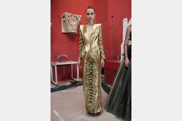 Guo Pei (Backstage) - photo 14