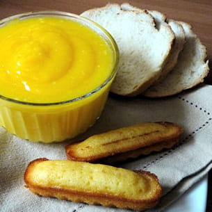 pâte à tartiner au citron