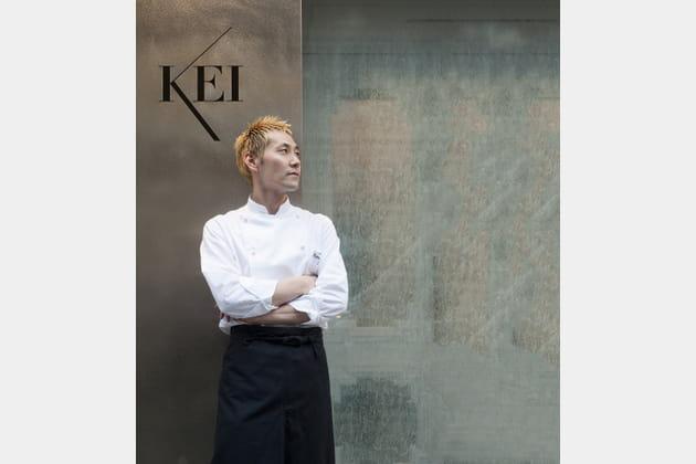 """Kei Kobayashi : """"Paul Bocuse fait rêver les nouvelles générations"""""""