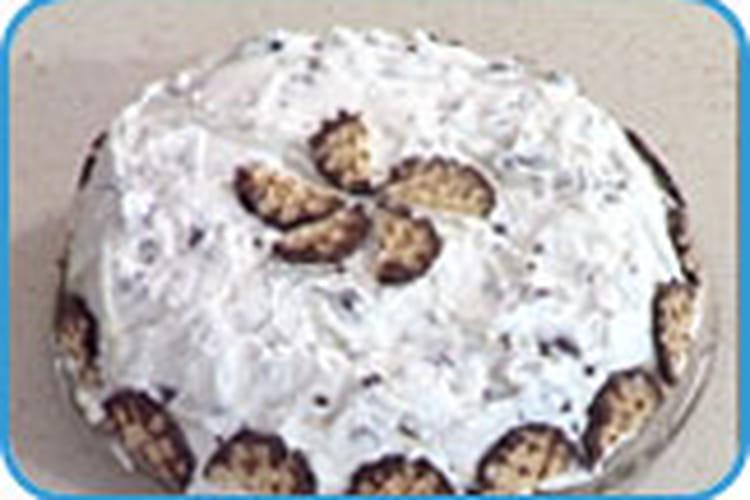 Gâteau aux têtes choco