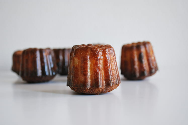 Cannelés 100% bordelais