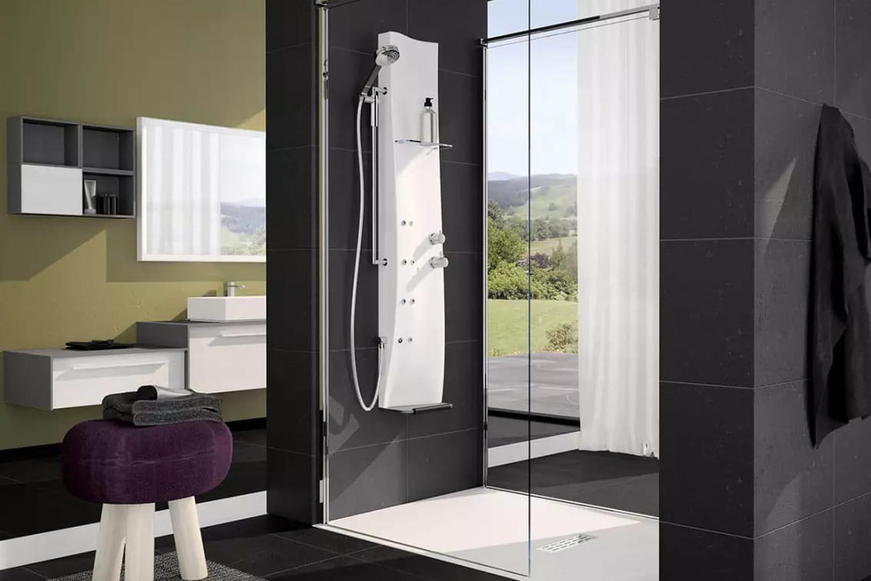 Bien choisir une colonne de douche hydromassante