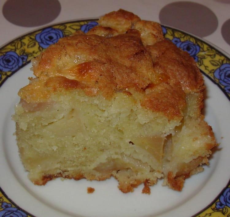recette de moelleux aux pommes de mamie : la recette facile