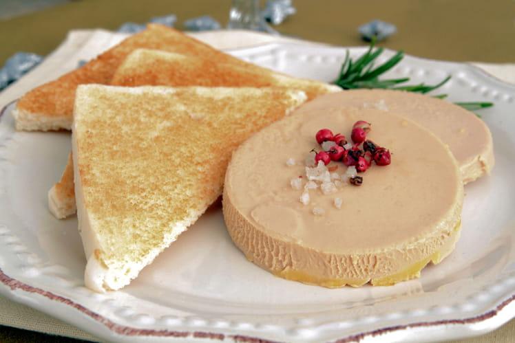 Recette de foie gras en conserve - Cuisiner un foie gras frais ...