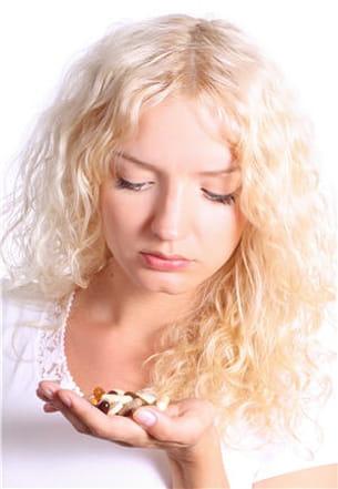 la prise de compléments alimentaires doit se faire après avis médical.