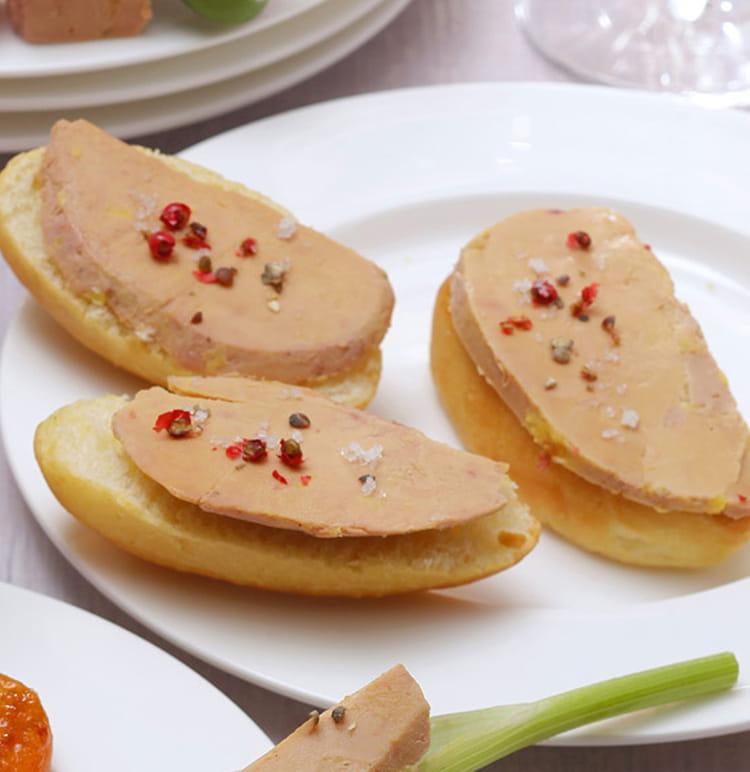 Exceptionnel Recette de Les navettes ou pain au lait au Foie Gras : la recette  UR22