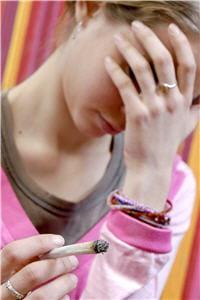 a court terme, le cannabis agit notamment sur la concentration, la vigilance et