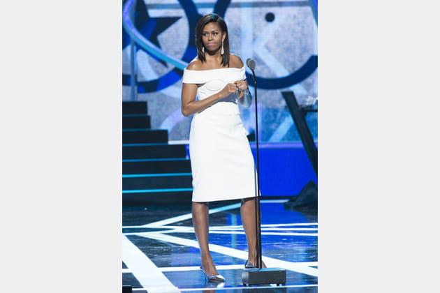 Michelle Obama le 28mars 2015