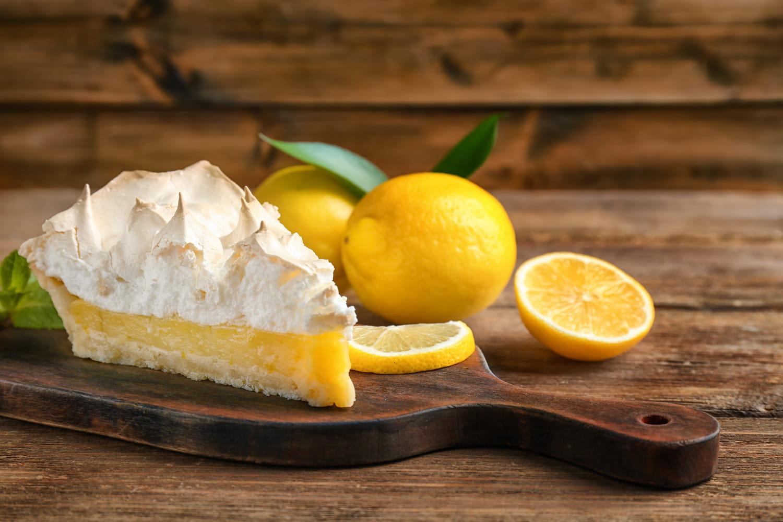 Recettes au citron