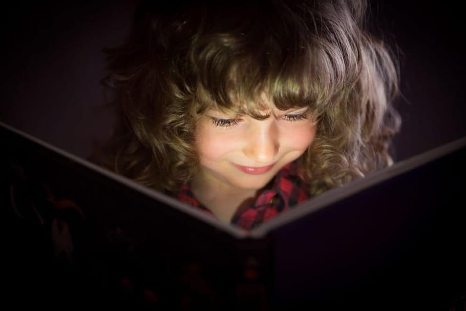 L'imagination littéraire des enfants doués