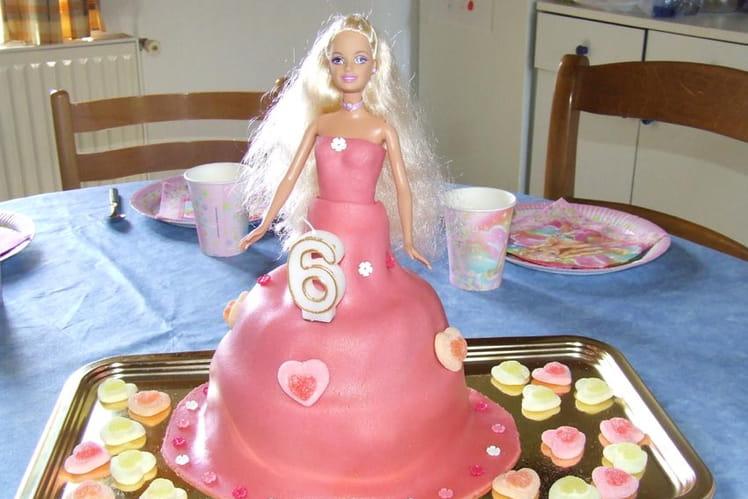 Gâteau d'anniversaire \