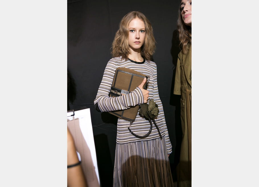 Sonia Rykiel (Backstage) - photo 35