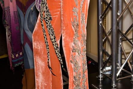 Roberto Cavalli (Backstage) - photo 14