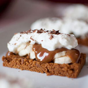 banoffee express aux spéculoos
