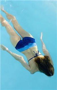 la natation permet de se muscler sans faire souffrir les articulations.