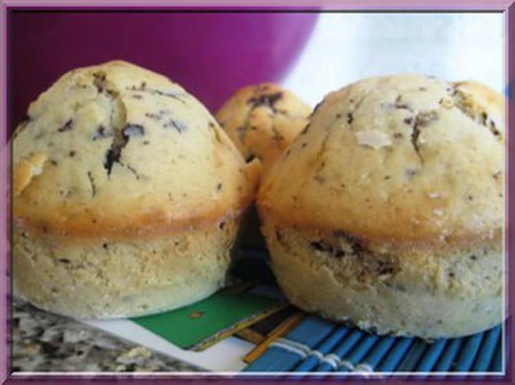 Recette De Muffins Aux Pepites De Chocolat Inratables La Recette