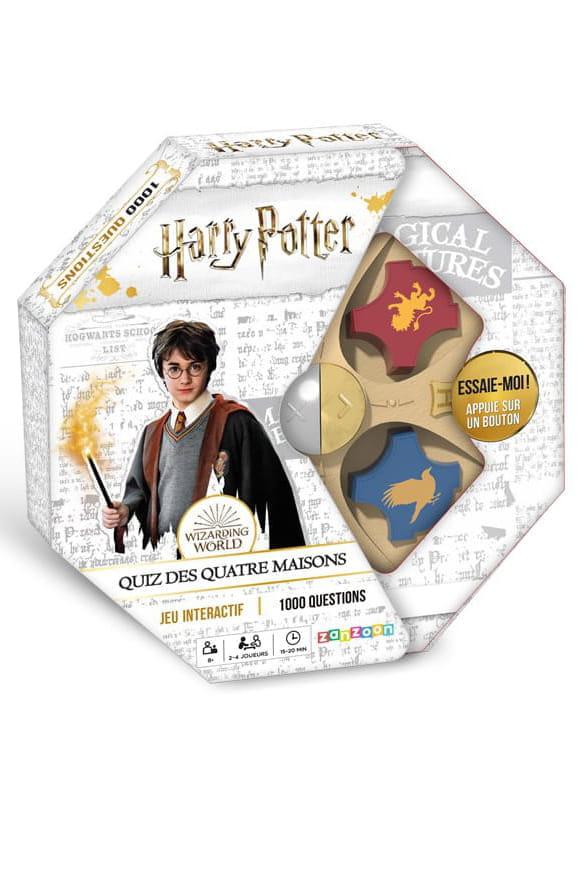 Quizz des quatre maisons Harry Potter, Zanzoon