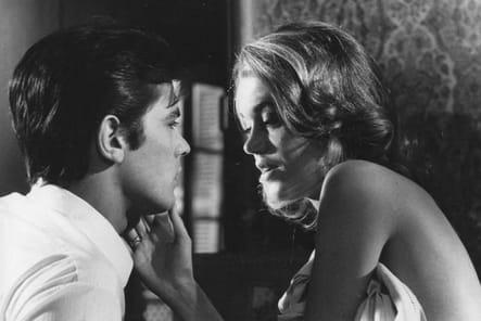 Jane Fonda, féline