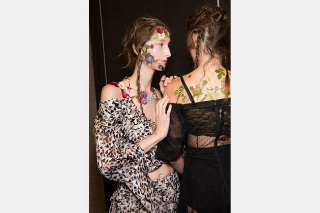 Preen By Thornton Bregazzi (Backstage) - photo 17