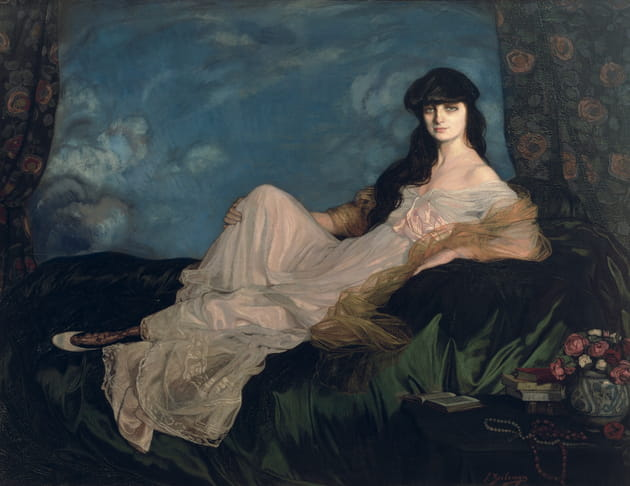 Comtesse de Noailles - Ignacio Suloaga y Zabaleta