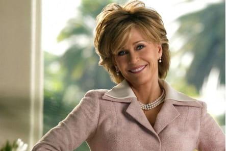 Jane Fonda, un come-back  réussi au cinéma