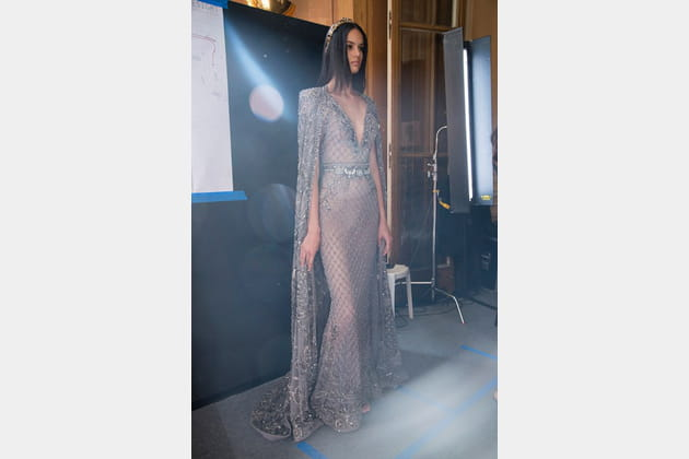 Zuhair Murad (Backstage) - Automne-Hiver 2018-2019