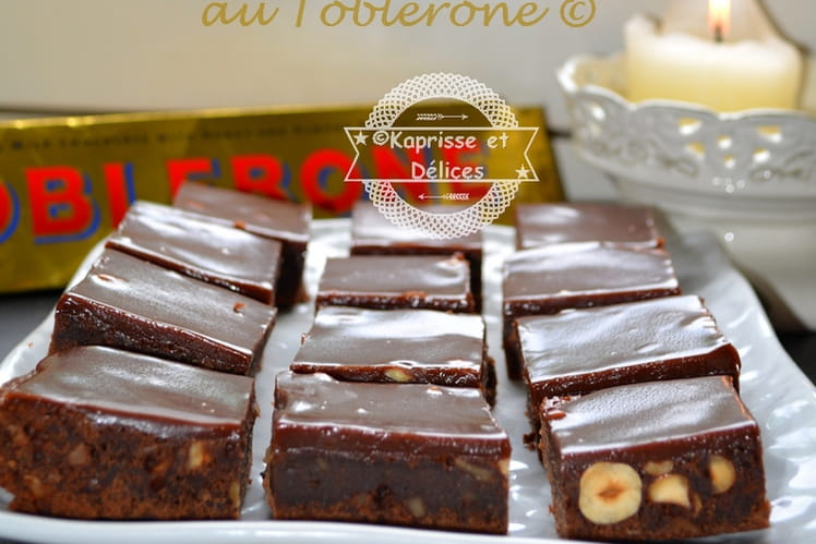 Brownie au Toblerone©