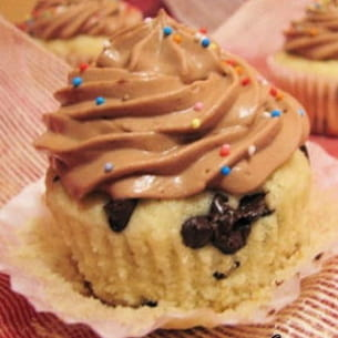 cupcakes choco-coco