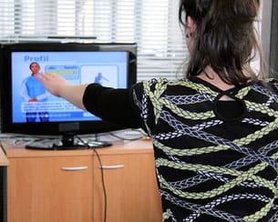 exercices, battements de coeur : le coach virtuel évalue ma condition physique.