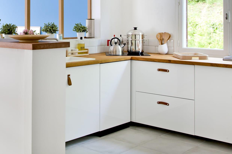 Transformer une cuisine en ne changeant que les poignées