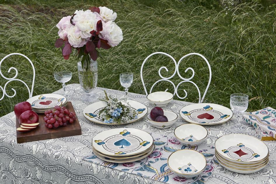 L'objet du désir: la vaisselle Antoinette Poisson pour Monoprix