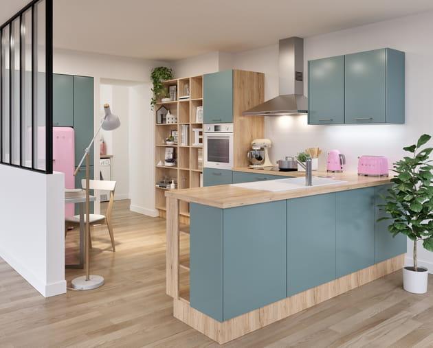 cuisine t mo de but. Black Bedroom Furniture Sets. Home Design Ideas