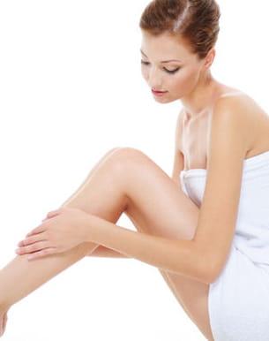 n'abusez pas des gommages si vous avez la peau sensible.