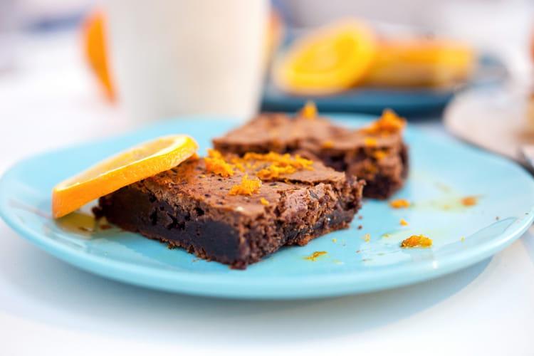 Brownie à la grecque de Juan Arbelaez