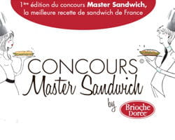 concours master sandwich