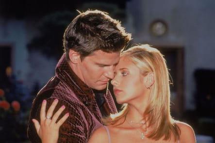 Buffy contre les vampires : Buffy etAngel