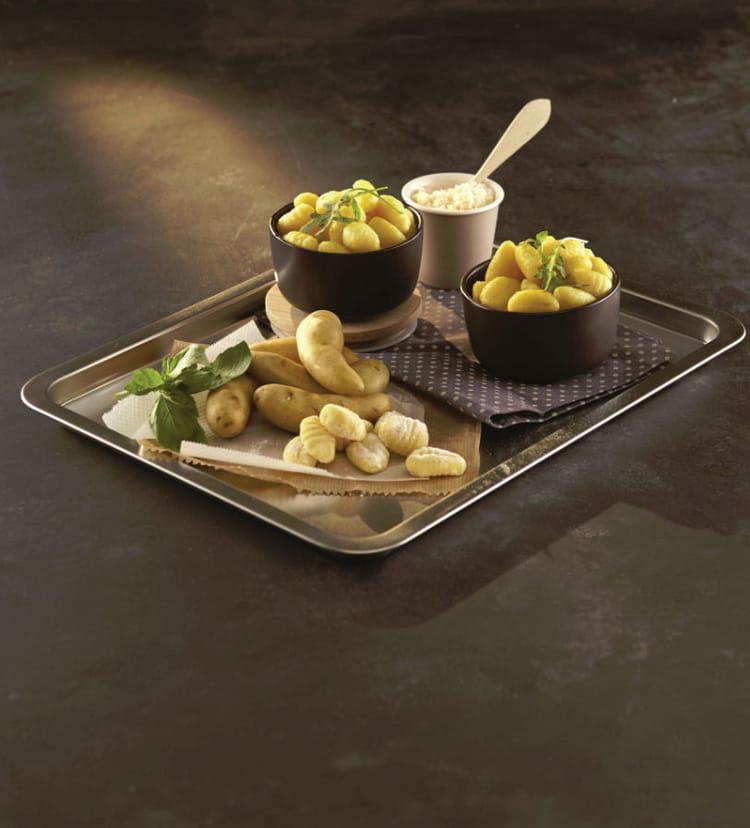 Recette de gnocchis de ratte du touquet la recette facile - Cuisiner la ratte du touquet ...