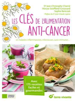 livre aliment anti-cancer anti-inflammatoire