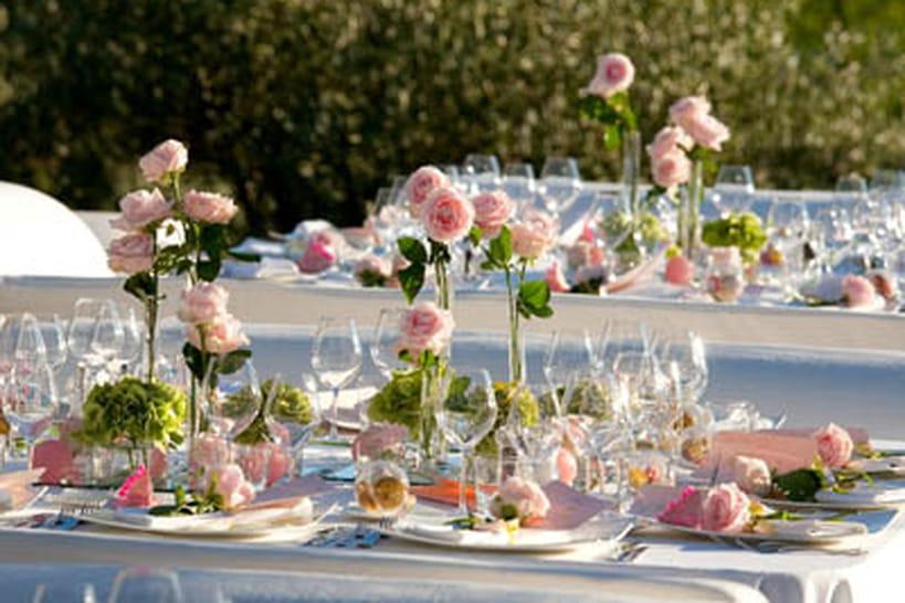 Décoration de mariage : 15 idées de wedding planners