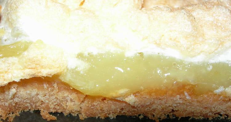 Recette de tarte au citron meringu e croquante la recette facile - Tarte au citron meringuee facile et rapide ...