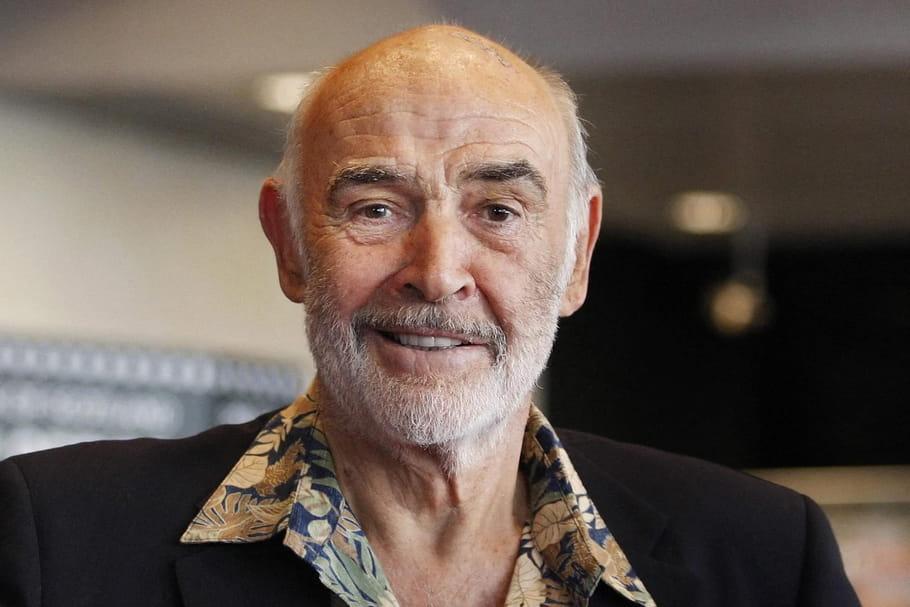 Sean Connery est mort à 90ans: secrets et amours de James Bond