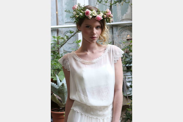 Robe de mariée Marjolaine