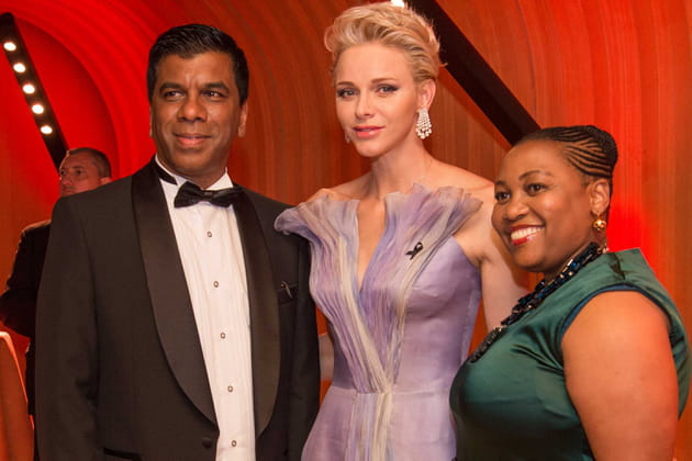 Constance Motshumi et Derick Naidoo