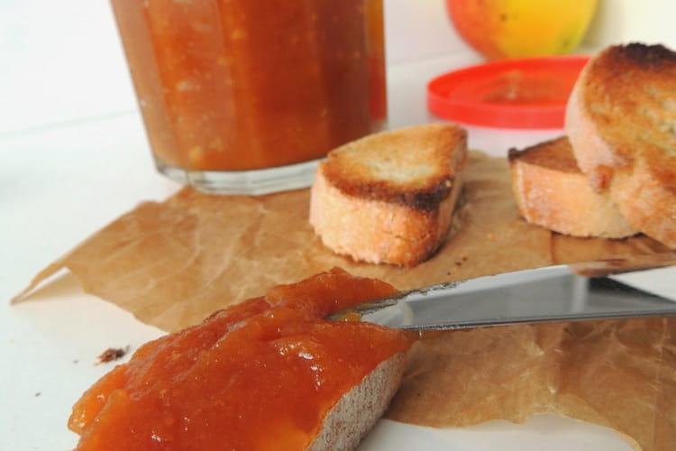Pâte à tartiner aux pommes façon Tatin