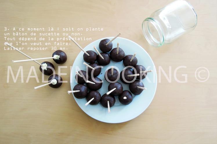 Cake pops'mania au nutella