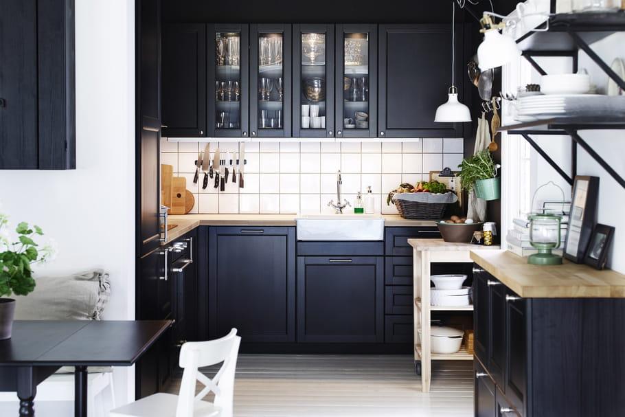 Les cl s pour acheter une cuisine ikea - Ikea planifier votre cuisine en 3d ...