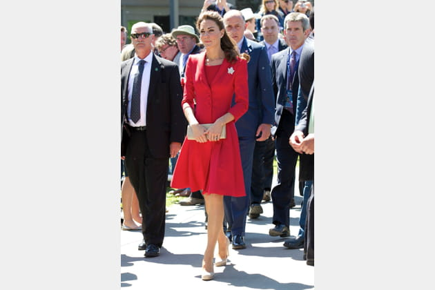 Kate Middleton le 8 juillet 2011