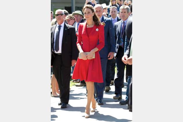 Kate Middleton le 8juillet 2011