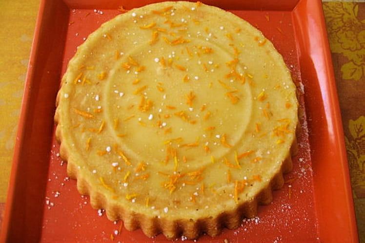 Gâteau patate à l'orange