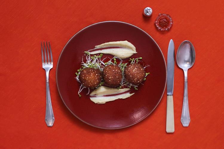 Falafels - boulettes végétariennes